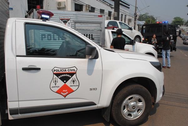 "Polícia Civil Adquire Veículos Com Fundo Especial De Reequipamento Policial ""funrespol"""