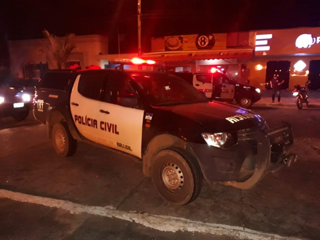 Polícia Civil Iniciou Operação De Abordagem E Fiscalização Em Todo Estado